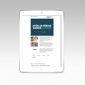 Aupper | Email marketing