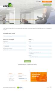 EasyFresh | Website responsive