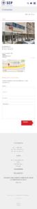 SEP   Website responsive e otimizado para motores de busca