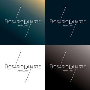 Rosário Duarte Advogados | Design gráfico, website e marketing digital