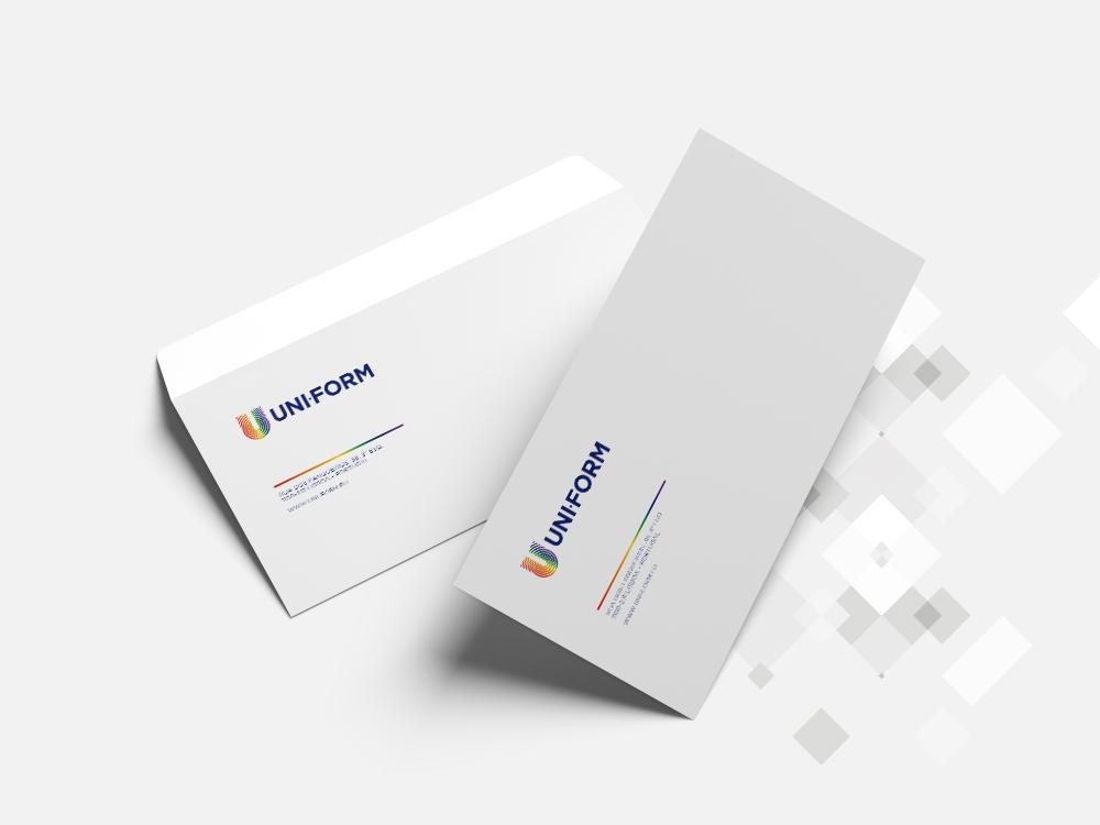 Uni-form | Marca, app e website para projeto europeu