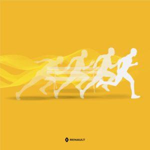 Renault Run Club | Email marketing