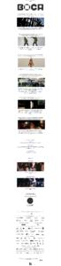BoCA | Comunicação online - newsletter