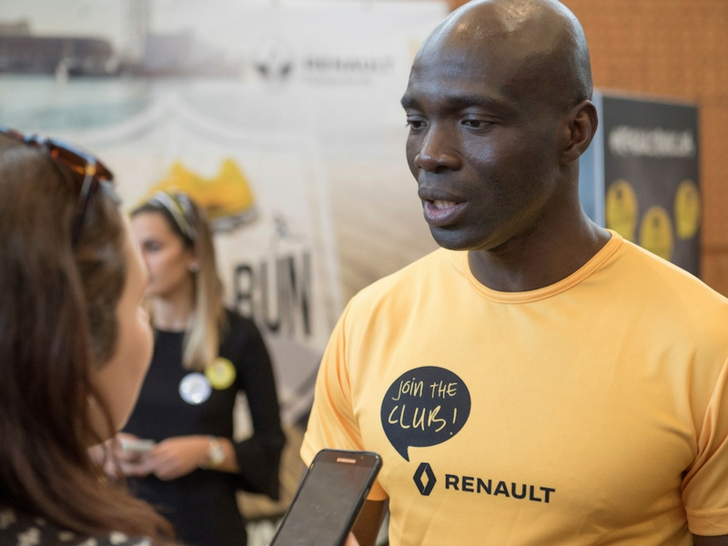 Renault Run Club | Estratégia e marketing digital